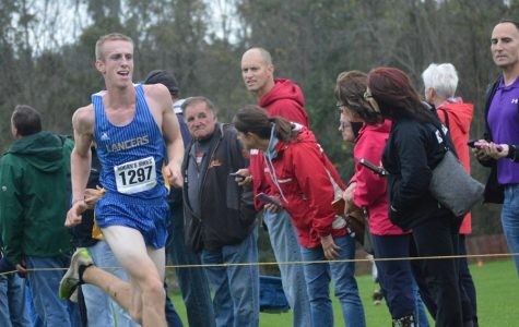 Scopp places second at XC conference meet