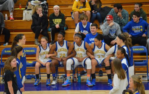 Lady Lancers drop home opener but show promise