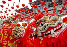 Chinese Spring Festival features year of the rooster