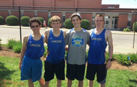 Track team in regroup mode has high hopes for season