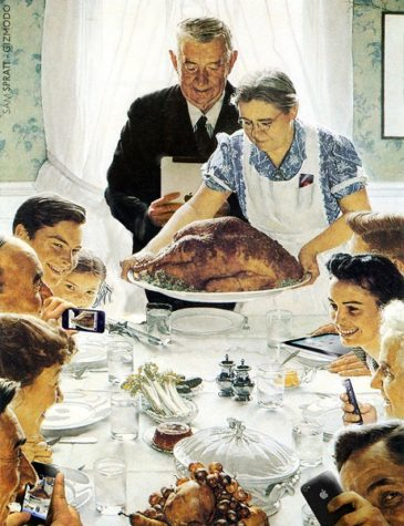 The recipe for a great thanksgiving