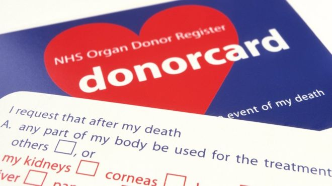 Be A Donor, Be A Hero