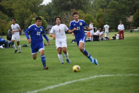Boys soccer team poised for breakthrough season