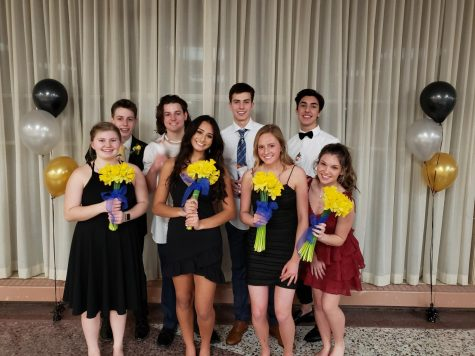 Winter formal takes students back to Roaring 20's