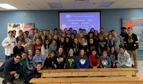 Seniors appreciate opportunity to Feed My Starving Children