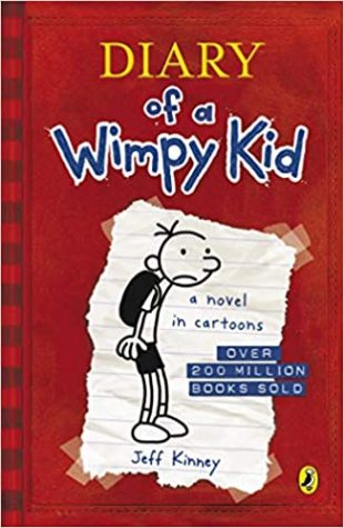 The Diaries of a Wimpy Kid series written by Jeff Kinney are one of the many beloved books for all ages, including high schoolers.
